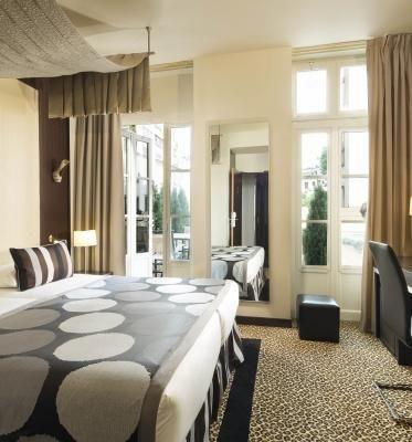 Chambre Cosy avec terrasse, 1er étage