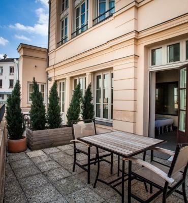 Hôtel Le M – Wohlfühlzimmer