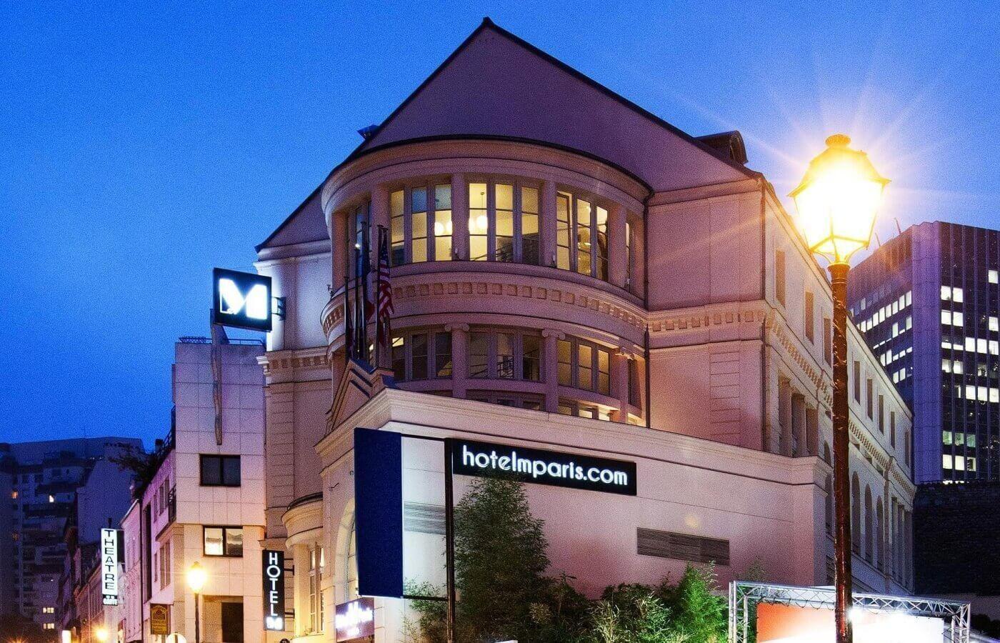 Hôtel Le M Paris   OFFICIAL SITE   4 Star Hotel Paris Rive Gauche