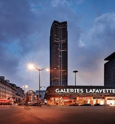 Tour Montparnasse Paris - Galeries Lafayette