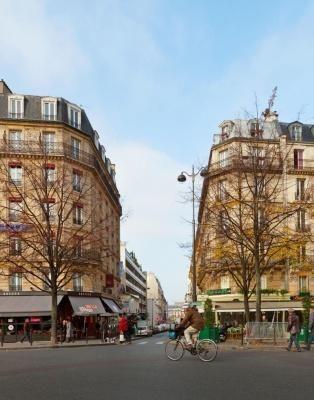 Boulevard Edgar Quinet / Rue du Montparnasse