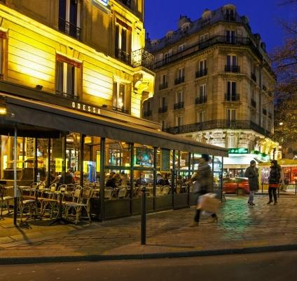 Rue d'Odessa - Paris